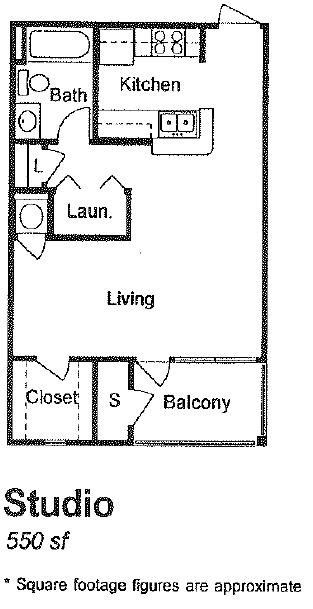 Buy plans for studio shed indr for Studio apartment floor plans pdf